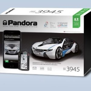 установка_в Хабаровске_Pandora 3945
