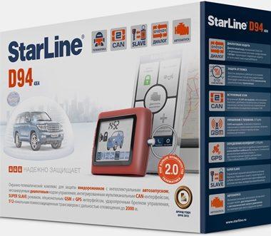 Коробка StarLine D94 - CAN2 SLAVE